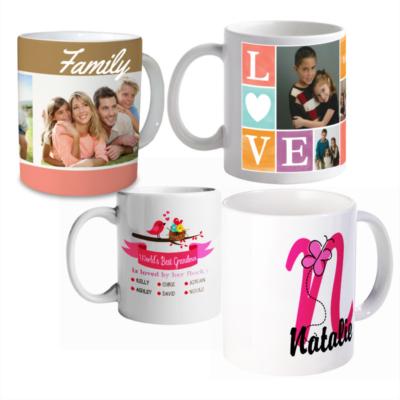 FCM 11 Oz. Full Color Coffee Mug